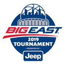 BIG EAST Tournament Tickets | Official 2020 Big East Men's