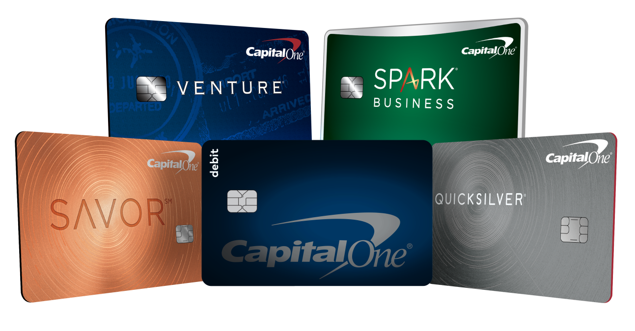 Business Credit Card Capital One Images - Business Card Template