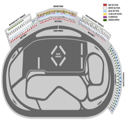 Pennzoil 400 ticket packages 2019 las vegas nascar for Las vegas motor speedway seating map
