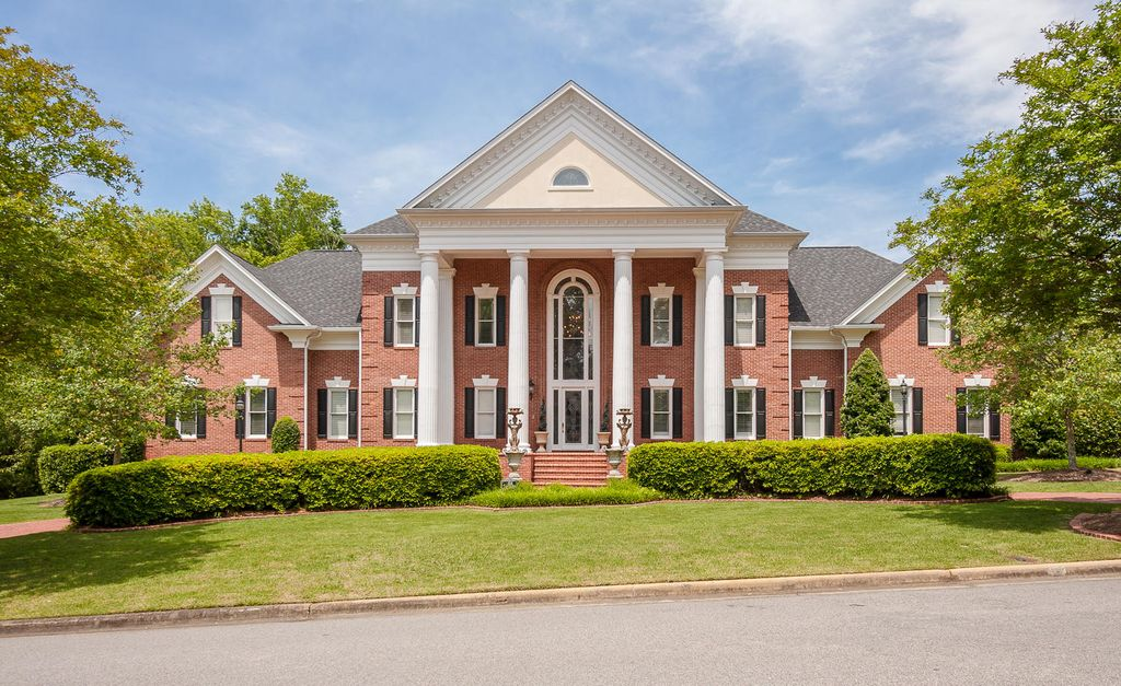 Masters home rental packages homes for rent in augusta for Designer homes augusta ga